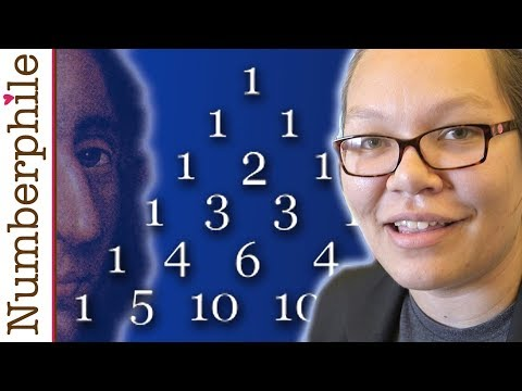 Pascal's Triangle - Numberphile