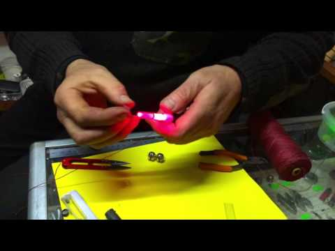 светлячок для рыбалки видео