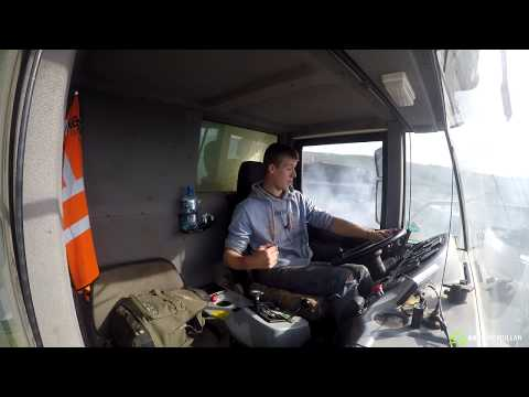 When I'm Not at The Farm... - Terex TR45 - GoPro HD
