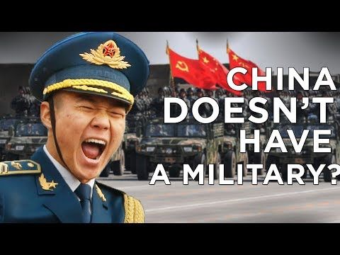 China Doesn't Have a Military? | China Uncensored