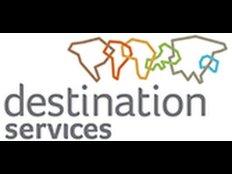 Who looks after the local travel services once you arrive your destination?: Destination Services