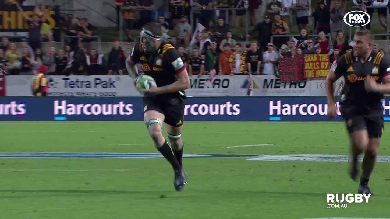 2018 Super Rugby Round Five: Top Tries