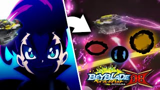 BEY-THEORY: Dynamite Belial BREAKS Beyblades To Evolve Beyblade Burst DB Anime