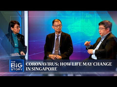 Coronavirus: How life may change in Singapore | THE BIG STORY | The Straits Times