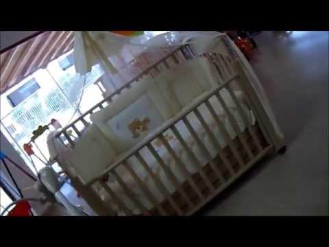 Προίκα μωρού αρκουδάκια εκρού πικέ