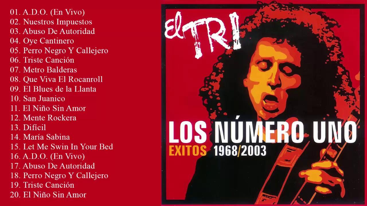 Download El Tri Sus Mejores Canciones | Grandes Exitos De Coleccion