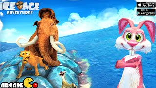 Ice Age Adventure - Easter bunny Official Trailer By Gameloft - iOS/Android
