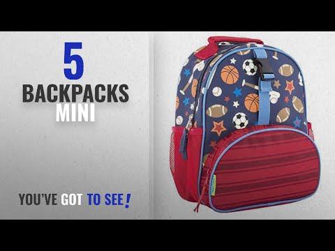 Top 10 Backpacks Mini [2018]: Stephen Joseph ALL OVER PRINT MINI BACKPACK SPORTS (F17)