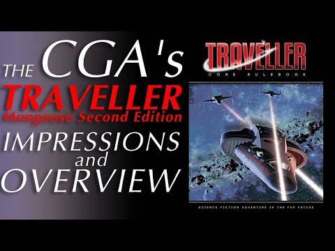 Traveller RPG, Mongoose
