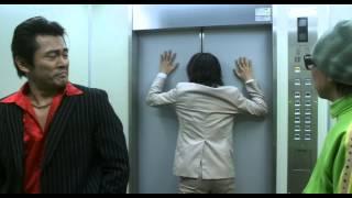 悪夢のエレベーター