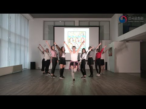 2018 K-POP ACADEMY in Poland After Party - Class A (DDU-DU DDU-DU, BBoom BBoom)