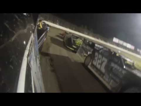 Magnolia Speedway In the Gas Heat Race