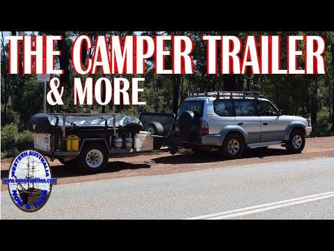 The Camper Trailer & More