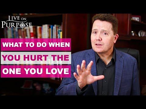 How To Say Sorry For Hurting Someone You Love