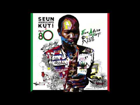 Seun Kuti - African Soldier (From Africa With Fury: Rise)