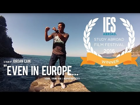 VIENNA | Film Festival 2016 Grand Prize Winner | Even in Europe...