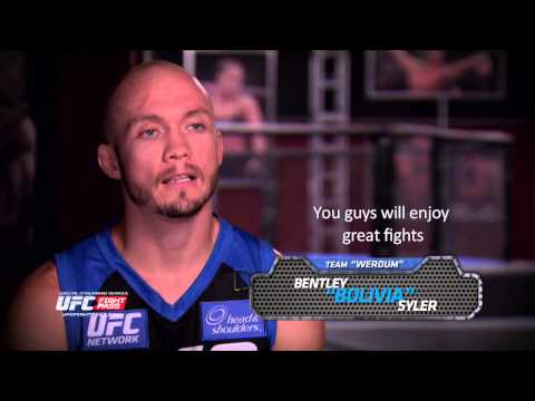 "The Ultimate Fighter Latin America: Bentley ""Bolivia"" Syler"