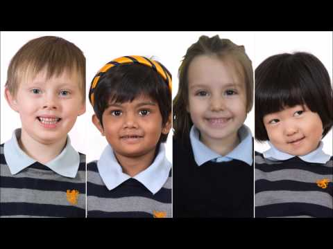 The British School of Nanjing international school Nursery Class Video Yearbook