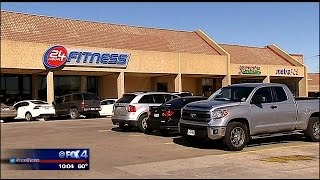 Man accused of stabbing woman during 24-Hour Fitness workout