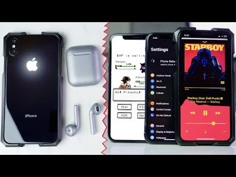 My Perfect iPhone X Setup!