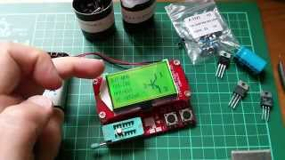 Postbag #9: Component Tester, USB Dinky, 3V Pump, Ferrite Rings