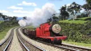Thomas y sus amigos: Conoce a James