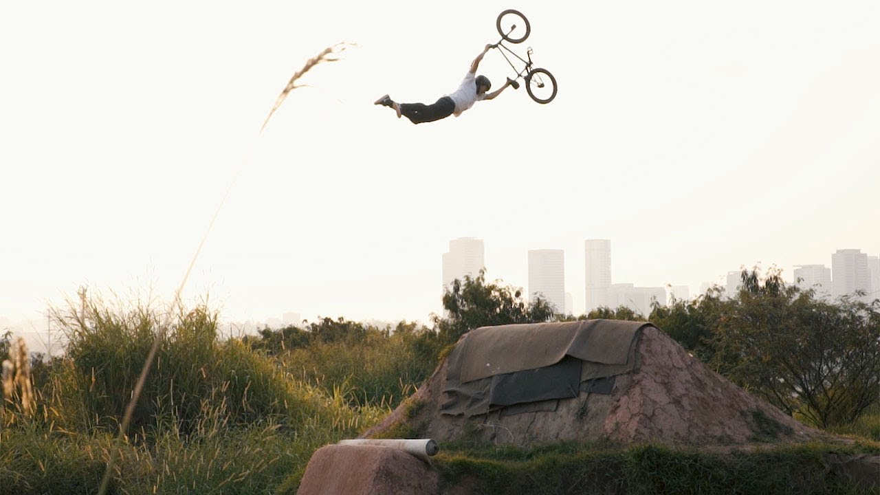 Leandro Moreira - Caracas Trails BMX
