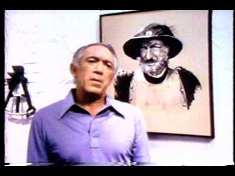 Actor Anthony Quinn Hated Pizarro