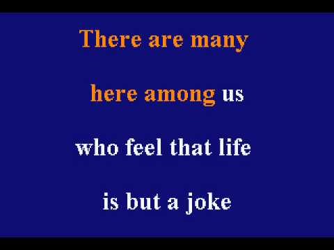 Jimi Hendrix - All Along The Watchtower - Karaoke