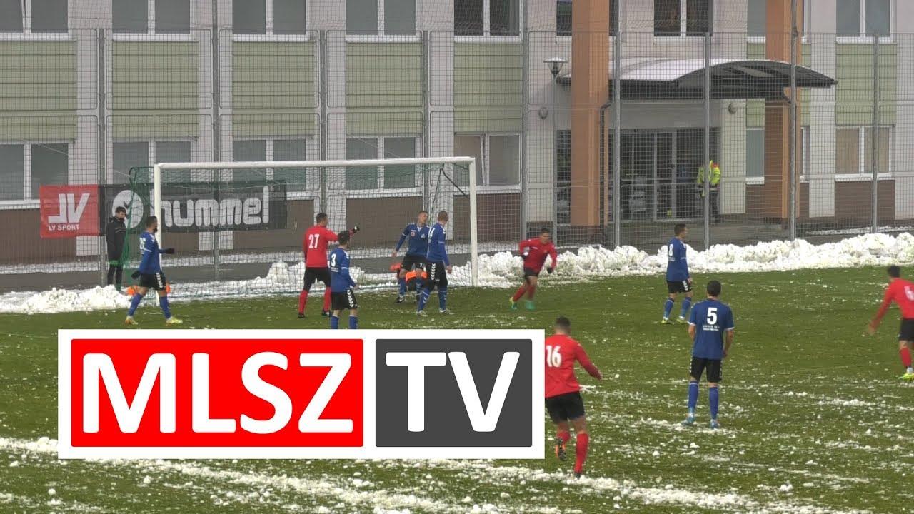 Szeged 2011-Grosics Akad. - Ceglédi VSE |1-1 (0-0) | Merkantil Bank Liga NB II.| 20. forduló |