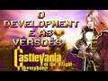 O Desenvolvimento e as Versões de Castlevania Symphony Of The Night !