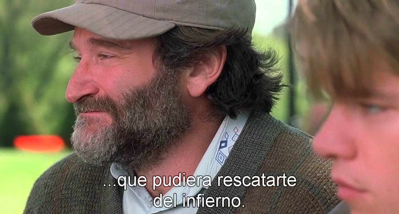 Mente Indomable Good Will Hunting 1997 Motivación