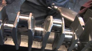 Crankshaft Refurbishing