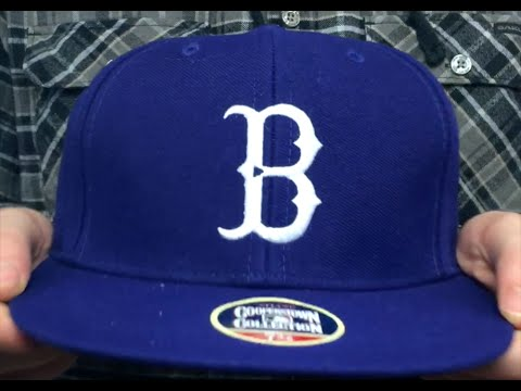 de083061d6c69 Brooklyn Dodgers  1939 COOPERSTOWN   Fitted Hat by Twins 47 Brand ...