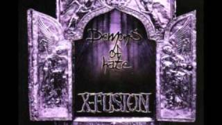 X-Fusion - No Fiend To Exorcise