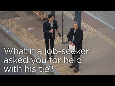 Bagaimana Jika Seorang Anak Muda Bertanya Cara Mengikat Dasi Kepada Anda?