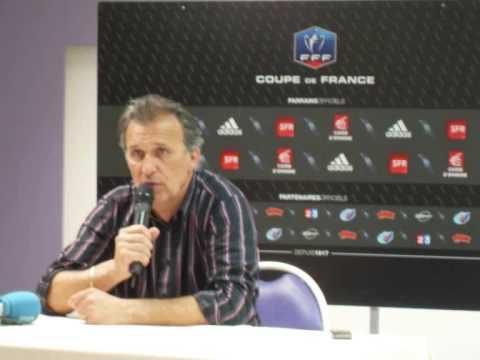 Victor Zvunka (demi-finale coupe de France)