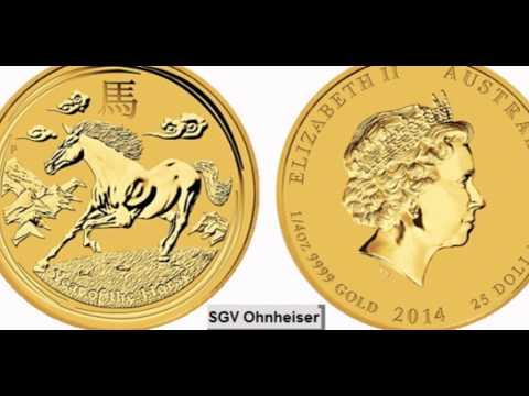 Gold und Silber kaufen in Würzburg, Augsburg und Salzburg (Österreich)