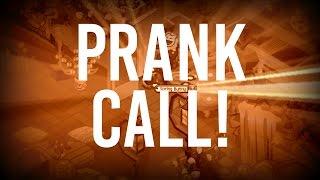 PRANK CALLING STANLEY STEAMER! (Animal Jam)