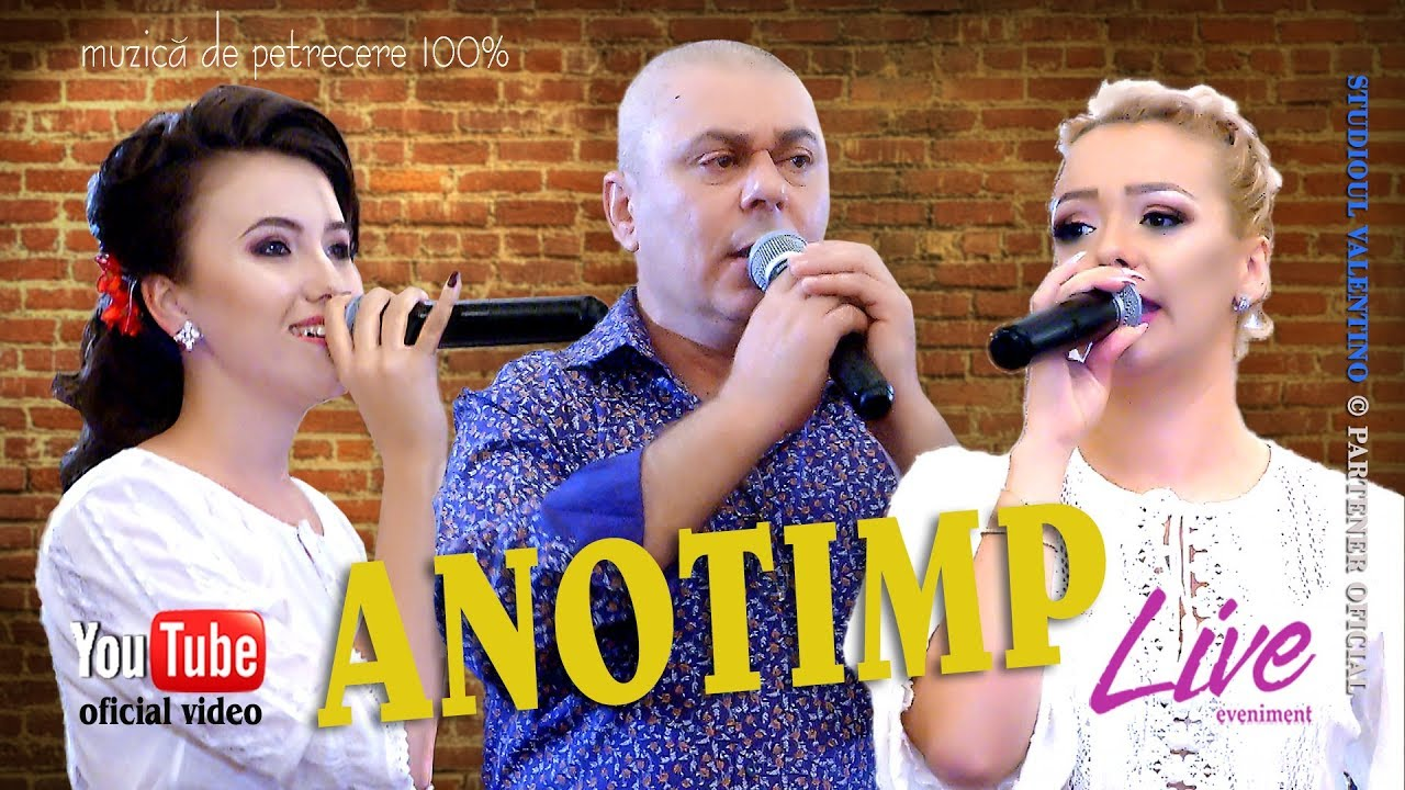 Anotimp Anotimp Live 4 Oficial Video Youtube
