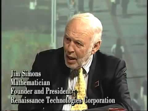 Interview with James Simons and C.N. Yang