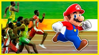 The Usain Bolt of Mario 64