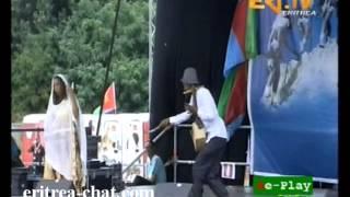 Eritrean Bologna Festival Comedy 2014 by Minus - Wata