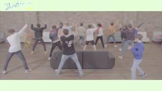 [Dance Practice] SEVENTEEN(세븐틴) - 예쁘다 (Pretty U) Dancecal 'LETTER ver.'