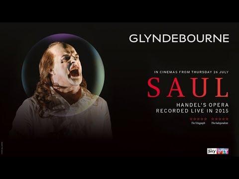 Saul cinema trailer | Glyndebourne