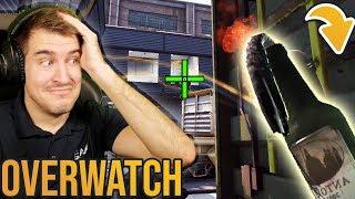 TEN MOŁOTOW ZDRADZIŁ CZITERA  - Overwatch #144