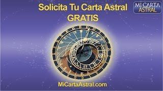 mi carta astral gratis