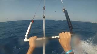 Rhodes Kiting