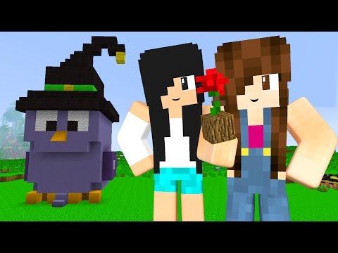 Abracadabra - DECORANDO CASA DAS BRUXINHAS  #07 - Видео из Майнкрафт (Minecraft)