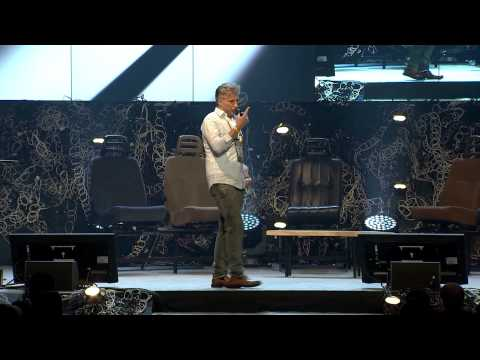 Reinventing a Corporation by CEO of Logitech | Slush 2015
